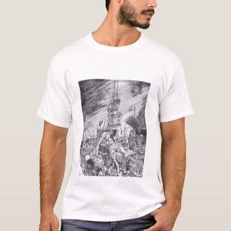 Chemises de laboratoire de Frankenstein T-shirt