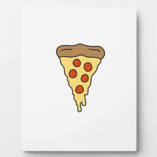 Chemises de PIZZA, accessoires, cadeaux Plaque Photo