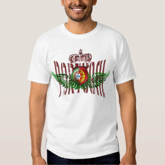 Chemises du football du Portugal - Camisetas T-shirt