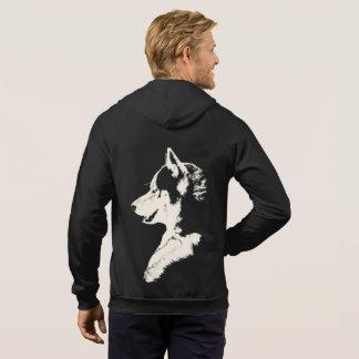 Chemises enrouées de chien de veste de kangourou