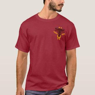 Chemises et cadeaux de taureaux d'illustration de t-shirt