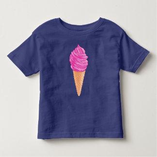 Chemises et vestes de crème glacée