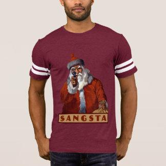 Chemises et vestes de Gangsta Père Noël