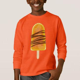 Chemises et vestes de Popsicle de crème glacée