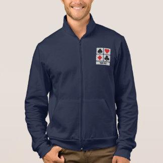 Chemises et vestes faites sur commande de joueur