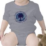 Chemises infantiles de plante grimpante et d'enfan body pour bébé