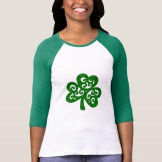 Chemises irlandaises de st patrick de chemises t-shirt