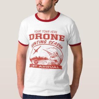 Chemises personnalisables de saison de chasse de t-shirt