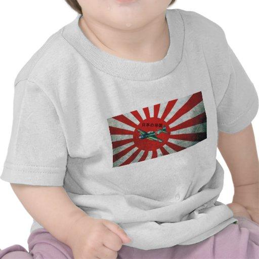 CHEMISETTE INFANTILE LE JAPON IMPÉRIAL T-SHIRTS