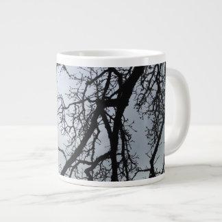 Chêne tasse de café de 20 onces