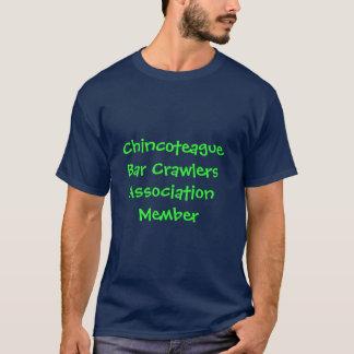 Chenilles AssociationMember de barre de T-shirt