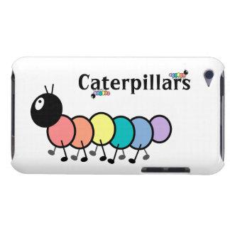 Chenilles mignonnes de bande dessinée coque iPod Case-Mate