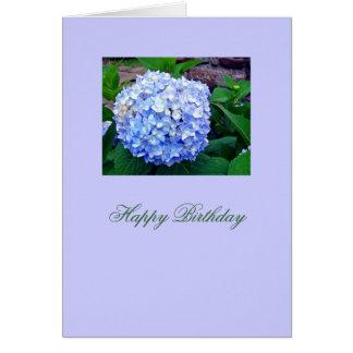 Cher anniversaire d'ami carte de vœux