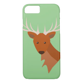 Cher Deer personnalisable Coque iPhone 7