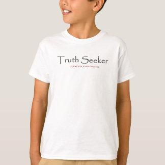 Chercheur de vérité t-shirt