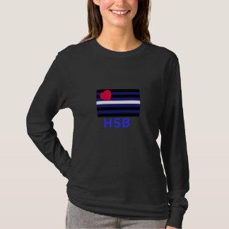 Chéri de HSB/som Bestämmer de Han T-shirt