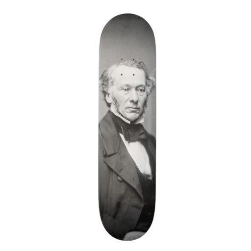 Chéri. Richard Cobden M.P. Portrait C. 1865 Planches À Roulettes Customisées
