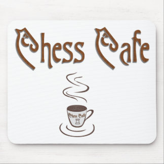 Chess Café Tapis De Souris