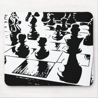 Chess Gamer Tapis De Souris