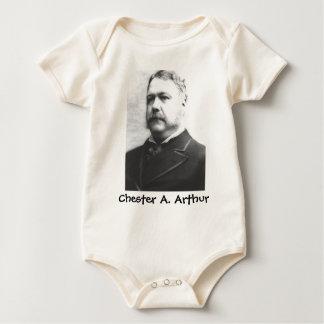 Chester Alan Arthur 21 Body