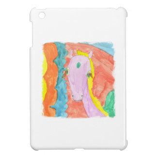 Cheval à ailes par poney de licorne d'Alicorn Coques Pour iPad Mini