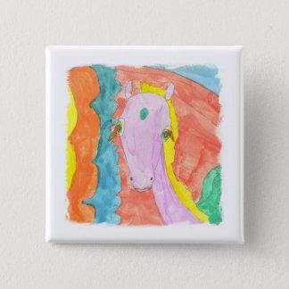 Cheval à ailes par poney de licorne d'Alicorn Pin's