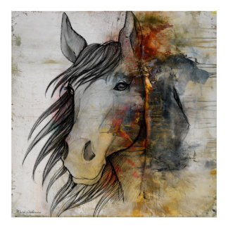 CHEVAL AFFICHES