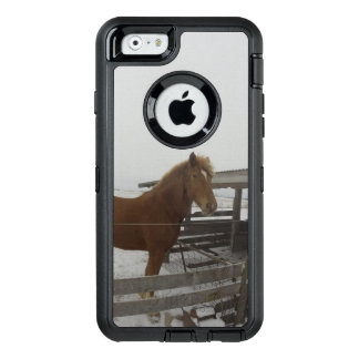 Cheval belge coque OtterBox iPhone 6/6s