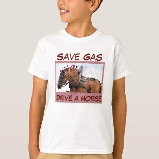 Cheval belge, T-shirts