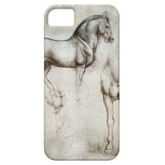 Cheval de da Vinci Coque Barely There iPhone 5
