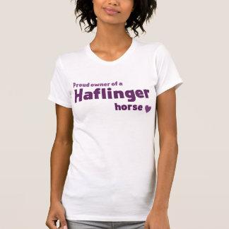 Cheval de Haflinger T-shirts