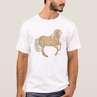 Cheval de palomino t-shirt