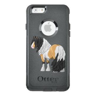 Cheval de trait gitan de Pinto Vanner de belle Coque OtterBox iPhone 6/6s