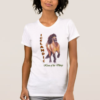 Cheval des Vikings T-shirt