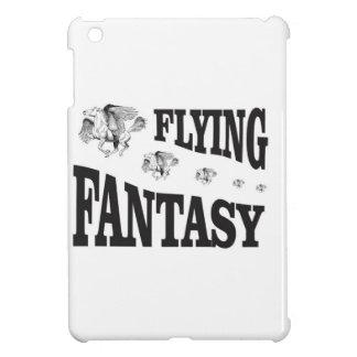 cheval d'imaginaire de vol coques pour iPad mini