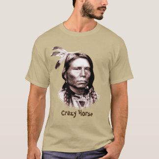 Cheval fou t-shirt
