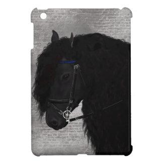 Cheval frison étui iPad mini