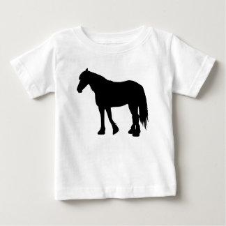 Cheval frison t-shirts