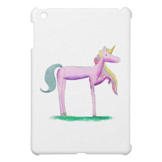 Cheval magique de poney de conte de fées de coque pour iPad mini