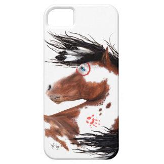 Cheval majestueux de peinture de Pinto par la Coques iPhone 5 Case-Mate