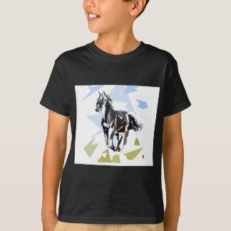 Cheval noir t-shirt