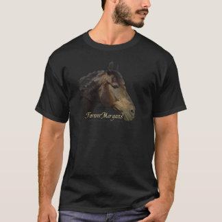 Cheval secouru Apollo de ForeverMorgan T-shirt