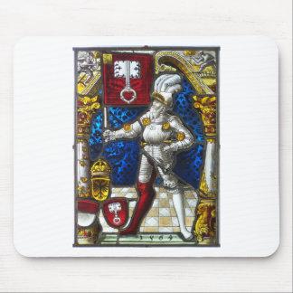 chevalier #3 tapis de souris