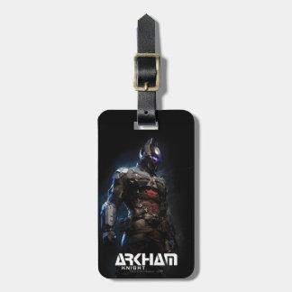 Chevalier de Batman | Arkham Étiquette À Bagage