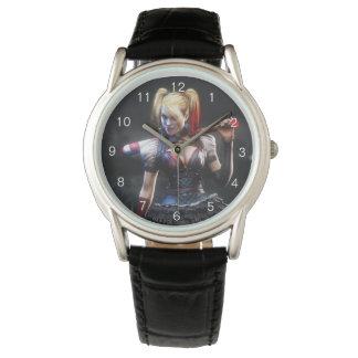 Chevalier de Batman Arkham | Harley Quinn avec la Montres Bracelet