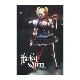 Chevalier de Batman Arkham | Harley Quinn avec la Toile
