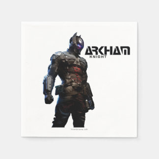 Chevalier de Batman | Arkham Serviettes Jetables