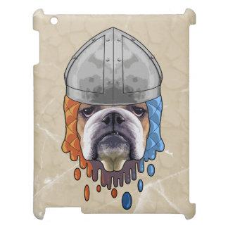 chevalier de chien étui iPad