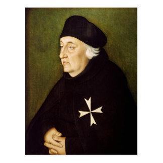 Chevalier de l'ordre de Malte, 1534 Cartes Postales