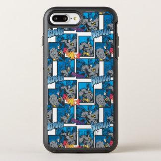 Chevalier FX - motif de Batman du grand coup Coque Otterbox Symmetry Pour iPhone 7 Plus